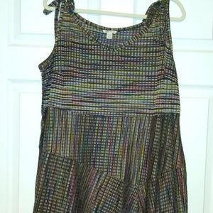 Cato Tie string dress 22/24W